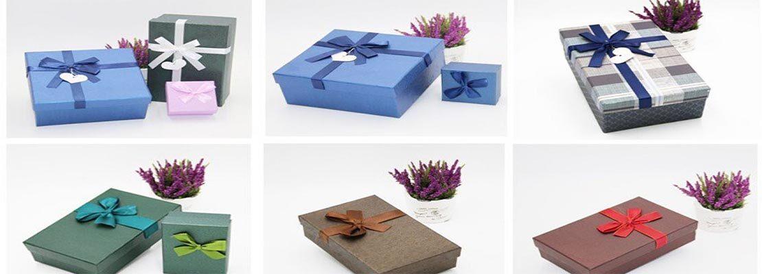 Chọn chất liệu làm hộp đựng quà