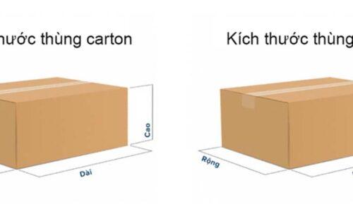 In ấn bao bì carton