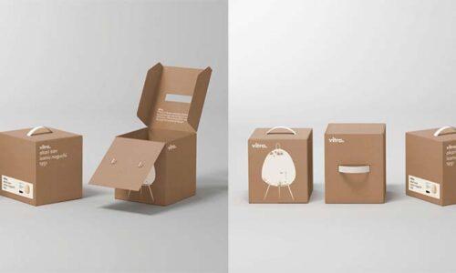 Thiết kế bao bì tối giản